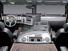 2006 #Hummer H1 Alpha #Interior #suv