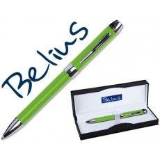 Boligrafo Belius 125 verde roma en estuche Ni te imaginas el precio