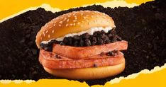 McDonald's China Spam X Oreo biscuit burger is leaving people with a lot of questions Oreo Biscuits, Oreo Cream, White Sauce, Cookie Crumbs, Food Trends, Oreo Cookies, Spam, Weird, China
