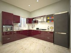 Show details for Kitchen - L Shaped - With Loft