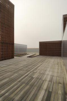 AAUPC - Patrick Chavannes - ZAC Seguin - Rives de Seine Pavillon d'Exposition