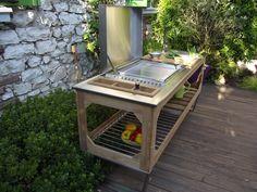 Outdoor Kitchen Design Ideas | Cuisines d\'extérieur | Pinterest ...