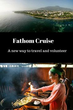 Taking a Fathom cruise to the Dominican Republic with impact travel programs that benefit the economy, environment and educational/conversation to many poor and disadvantaged people in the country. This model of travel is different from typical cruising and really has a deep impact to travel especially to the Dominican Republic