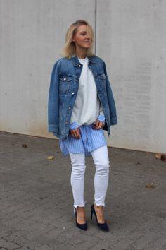 Jeans!!! #lotd #ootd #jeanslook #saintlaurent #parisskinnyheels #blogger #fashionblogger #streetstyle #paigedenim