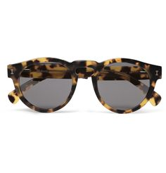 хочу шикарные очки / Illesteva Leonard Matte Tortoiseshell Acetate Sunglasses | MR PORTER  See more at:  http://mywish.com.ua/wishes/?p=5251