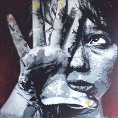Jef Aerosol Street Art