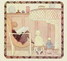 """Henriette Willebeek Le Mair /Saida - """"Children's Corner"""""""