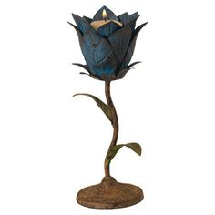 I pinned this Tulip Tealight Holder from the True Blue event at Joss and Main!