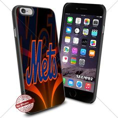 """MLB,New York Mets,iPhone 6 4.7"""" & iPhone 6s Case Cover Pr...…"""