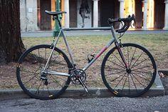 Pelizzoli AETA, long rider-->