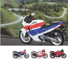 CBR600F1 Super Review (The bike that started it all) - CBR Forum - Enthusiast forums for Honda CBR Owners Motorcycle Logo, Motorcycle Garage, Triumph Motorcycles, Vintage Motorcycles, Honda Sport Bikes, Motos Honda, Honda Cbr 600, Honda Motors, Motorcycle Manufacturers