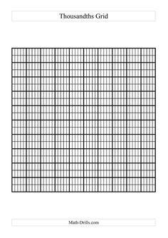 math worksheet : interactive decimal squares  have your kids build and shade in  : Decimal Grid Worksheet