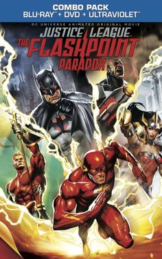 Directed by Jay Oliva.  With Justin Chambers, C. Thomas Howell, Michael B. Jordan, Kevin McKidd. An alteration of the timeline for the superhero, The Flash, creates ripples that disastrously alters the Universe. The Flash must team with other heroes to restore the timeline while the Earth is ravaged by a war between Aquaman's Atlantis and Wonder Woman's Amazons.-I need this