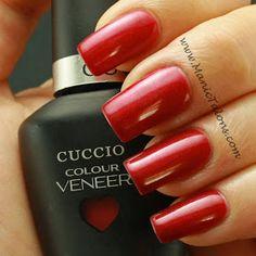 Cuccio Colour Veneer Moscow's Red Square
