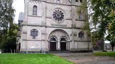 Video der St. Lambertus Kirche in Immerath, die für den Gartzweilerkomplex gesprengt wurde. | Copyright: www.lost-places-nrw.de