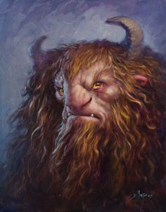 Goatman by BrittMartin —-x—- Donate to Freedom from Torture More: | Random | CfD Amazon.com Store |