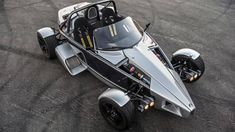 The most impressive Ariel Atom has finally hit the US market. If you didn't think the Atom was fast enough already, TMI AutoTech has added a fully intercooled turbo charging system to the Honda Atom engine. The Atom. Maserati, Bugatti, Cheap Sports Cars, Sport Cars, Rolls Royce, Aerial Atom, Ariel Images, 2017 Acura Nsx, Dual Clutch Transmission