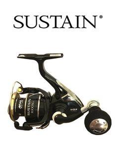 SHIMANO SUSTAIN 3000XG Gear ratio 6.2:1  spinning fishing reel