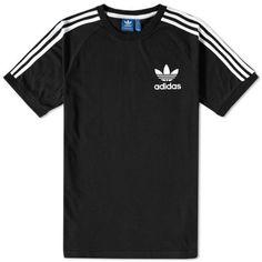 Adidas California Tee (Black)