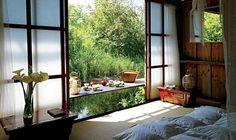 12 chambres d'hôtes qui font rêver : Le Bruit de l'eau, La Grange St Martin, Un Lit au pré - Insolite - My Little Paris