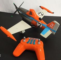 Disney Planes DUSTY Remote Control Talking Plane Thinkway Toys Tested Working in Toys, Hobbies, Radio Control & Control Line, Remote-Controlled Toys | eBay!