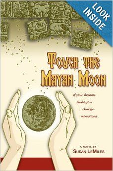 Touch the Mayan Moon Trail, Tropical, Moon, Touch, The Moon