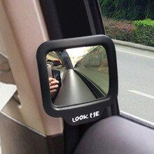 Buy CHIZIYO 270 Degrees Wide Angle Car Rear Magnet Mirror Car Auxiliary Rearview Mirror Eliminate Blind Point For Car Safety at www.babyliscious.com! Free shipping to 185 countries. 21 days money back guarantee. Car Rear View Mirror, Car Mirror, Back Seat, Rear Seat, Best Interior Design Websites, Cheap Shopping, Home Safety, Car Magnets, Interior Accessories