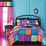 Seventeen® Candy Swirl Quilt and Accessories  JCP