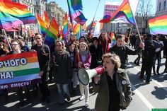 The Beginning Of A Journey: The Straights Fighting For Russia's Gays