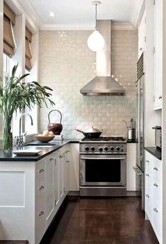 Luxury White Kitchen Decor and Design Ideas (12)