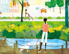 """Check out new work on my @Behance portfolio: """"illustration for Quarterly magazine-2013"""" http://on.be.net/1Upo2Q6"""