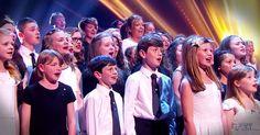 Welsh Choir Sings Hallelujah - Music Video