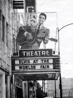 Elvis Presley's twelfth film IT HAPPENED AT THE WORLD'S FAIR (MGM) was released in the U.S. on April 3, 1963. Watch the movie trailer on: https://youtu.be/W1ojY5XLxnE