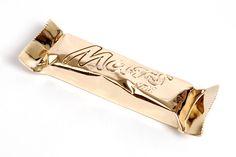 Golden mars bar