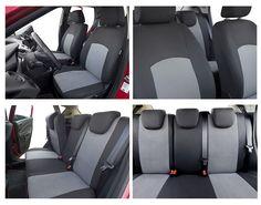 Dlaczego warto wybrać #pokrowce #szyte #na #miarę ?, odpowiedź jest prosta - są idealnie dopasowane do naszego układu siedzeń oraz niesamowicie się prezentują ! Dodatkowo lina #Comfort wyróżnia się dodatkowym wzmocnieniem #materiału w miejscach narażonych na przetarcia. Polecamy Mazda, Volkswagen, Car Seats, Bmw, Vehicles, Car, Vehicle, Tools