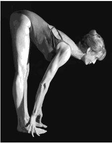 Do You Lift Weight? No, I Do Yoga. Power Yoga.