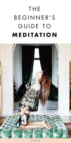 Meditation 101: A beginners guide #DailyMeditationTipsDude