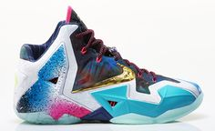 new product 04f48 a9034 Nike LeBron 11