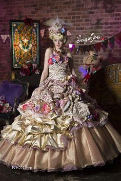 C7F-611|Sugar Kei|ブランド|オシャレでこだわり、個性的なウェディングドレス、カラードレス、タキシードレンタルならドレスショップブランシェ