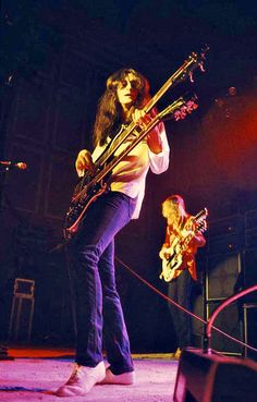 Rush 'Hemispheres' Tour Pictures - Stadthalle - City Hall -- Newcastle, England - April 23-24, 1979