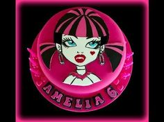 Welcome to Monster High, the place where children of famous monsters rule the school! My favorite is Draculaura, Count Dracula's daughter! She's the coolest ghoul in the school and I lo…