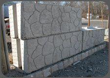 Permeable concrete installer. Wayne, NJ.