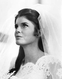 Katharine Ross- The Graduate