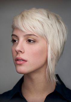 Hair #cut #color #blonde