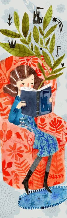 by Abigail Halpin  ISSUE 29   Bookmarks submitted by UPPERCASE readers You may download and print these bookmarks for your personal use. Please respect the copyright of the artists. Thank you.