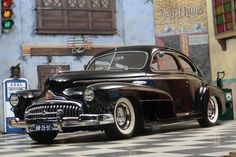 1948 Buick Special Coupe