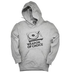 Weapon Of Choice DJ Turntable Club T-Shirt, Hoodie, Tank Top