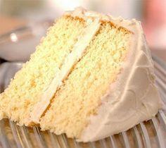 Receta de Torta de Vainilla Vanilla Cake Pop Recipe, Gluten Free Vanilla Cake, Vanilla Cake Mixes, Starbucks Cake Pops, Cake Recipes, Snack Recipes, Chocolate Chip Cookie Cake, Cake Day, How To Make Cupcakes