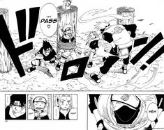 Naruto Ch.8 Page 21 - Mangago