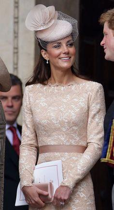 La colección de sombreros de Kate Middleton